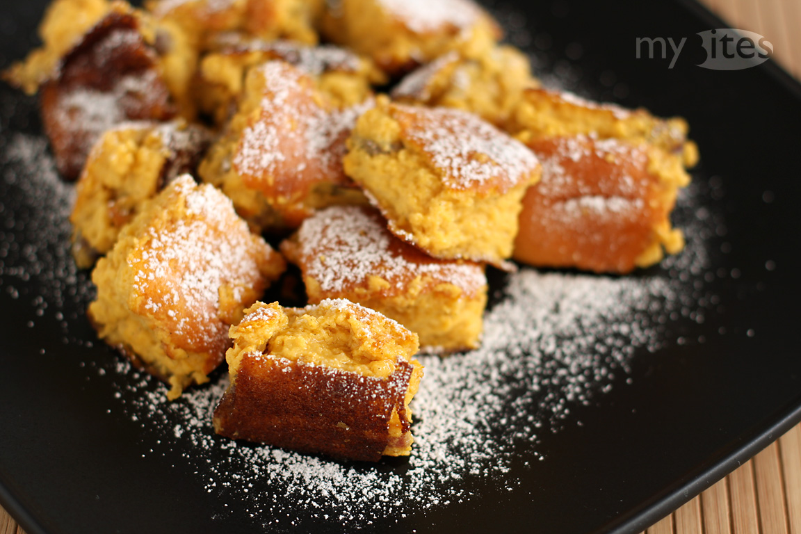 Kaiserschmarrn Recipe — Dishmaps