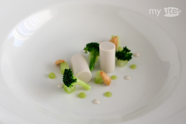 Broccoli and Almond